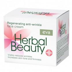 Regenerujący przeciwzmarszczkowy krem do twarzy Eva Herbal Beauty 50 ml