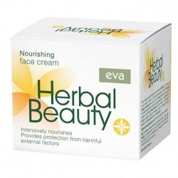 Odżywczy krem do twarzy Eva Herbal Beauty 50 ml