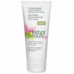 Odżywczo-nawilżająca maska do twarzy Eva Herbal Beauty 50 ml
