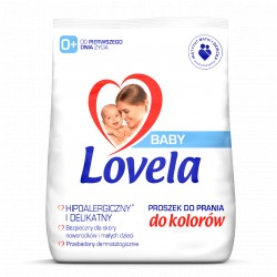 Proszek do prania kolorów Lovela Baby