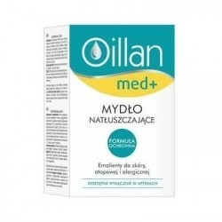 Mydło natłuszczające Oillan Med+ 100 g