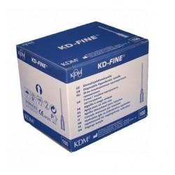 Igły iniekcyjne jednorazowego użytku KD Medical - Fine 100 szt.