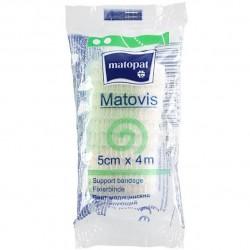 Bandaż nieelastyczny, podtrzymujący, jednorazowy Matovis (poliestrowy)